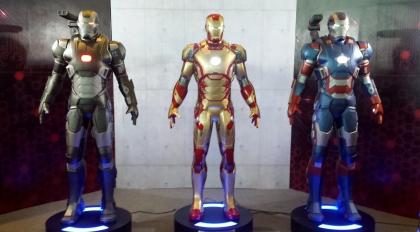 Parte de la colección de Tony Stark